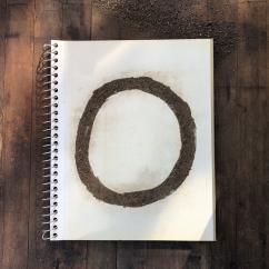 soil circle #1 - 4/5/19